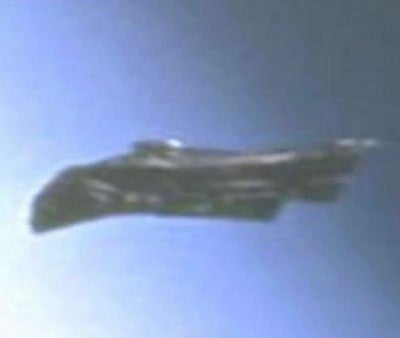 Did NASA delete evidence of UFOs from its photo archive?