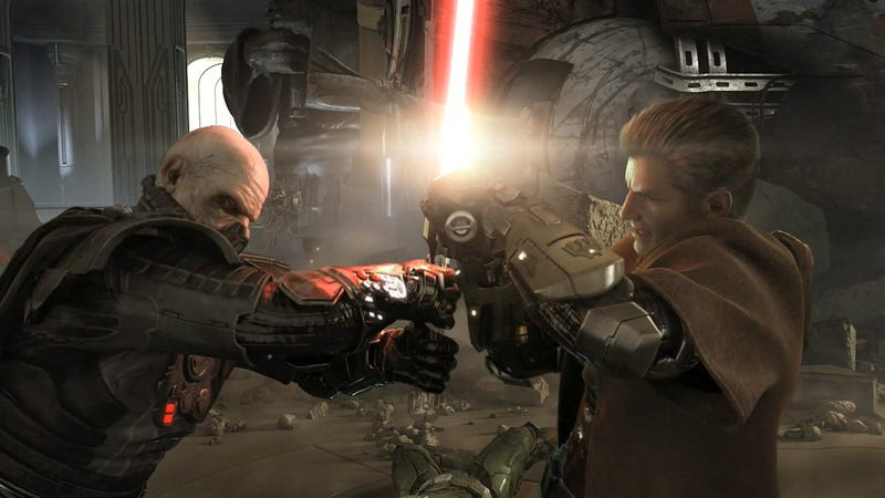 EA Confirms Launch Copies of Star Wars: The Old Republic Will Be Limited
