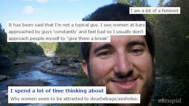 'Nice Guys of OK Cupid' Are Not Really