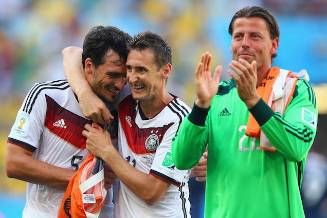 Germany Get To Fourth Straight Semifinal After Drab 1-0 Win Over France