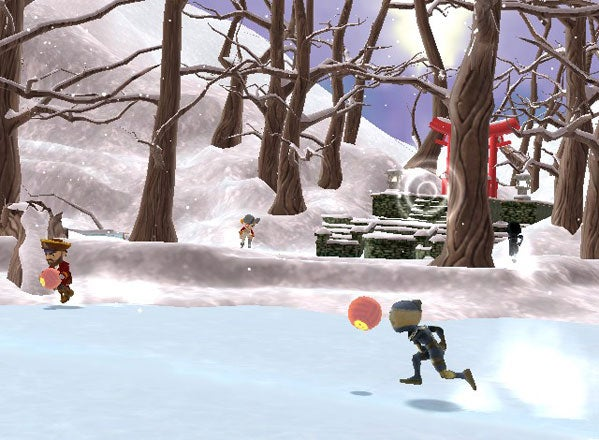 Pirates Vs. Ninja Dodgeball Coming To Wii