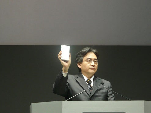 Iwata Vague About U.S. Release Date For DSi