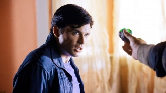 Smallville teaches us that even parallel universe dads need marriage counseling