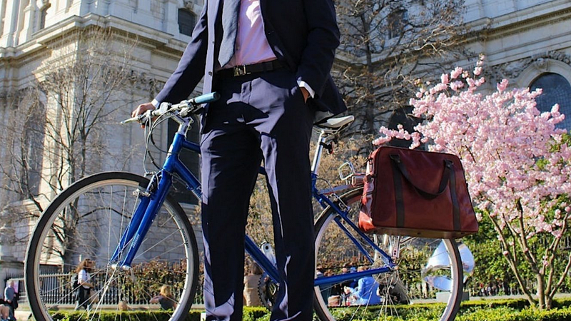 Why Do Cycling Startups Use Crappy Bikes in Press Shots?
