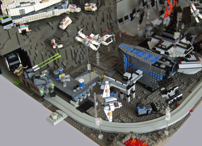 The Mother of All Lego Star Wars Battles