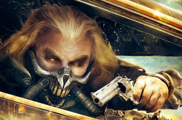 First Mad Max Clips Are Brutal. Does Max Actually Get Broken This Time?