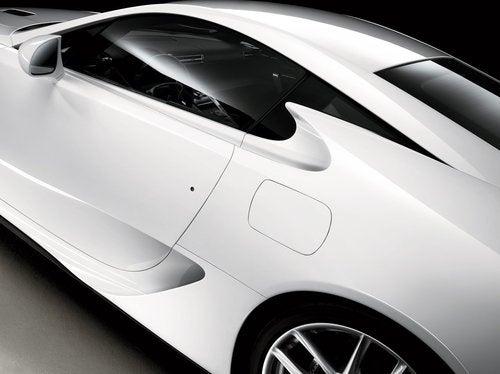 Lexus LF-A Pictures