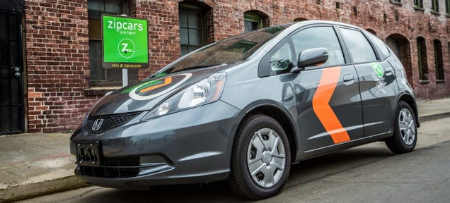 Zipcar Is About To Get A Lot More Convenient