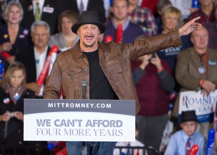 Attorneys Ask Kid Rock to Bring Them Insane Clown Posse's Glass Dildo