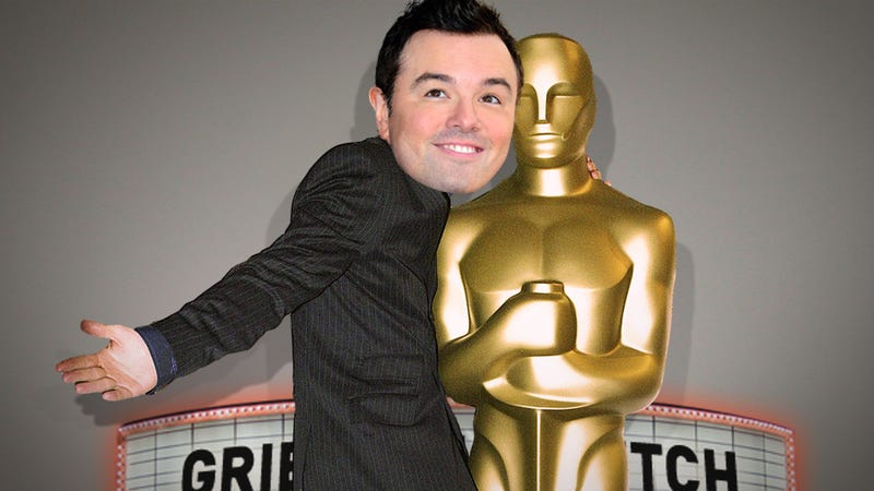 Seth MacFarlane Hosting the Oscars? Really? A Grierson & Leitch Discussion