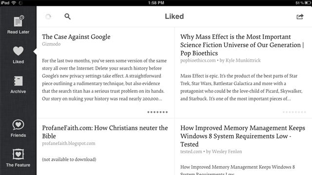 """Read Later"" Apps Compared: Pocket vs. Instapaper vs. Readability"