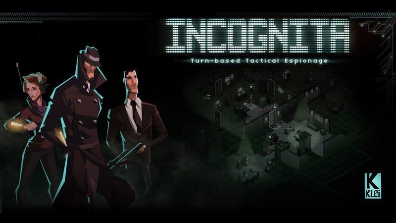Would You Sneak Through XCOM? Then Don't Shoot Through Incognita.