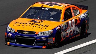Travis Kvapil's Sprint Cup Car And Trailer Stolen From Hotel Parking Lot