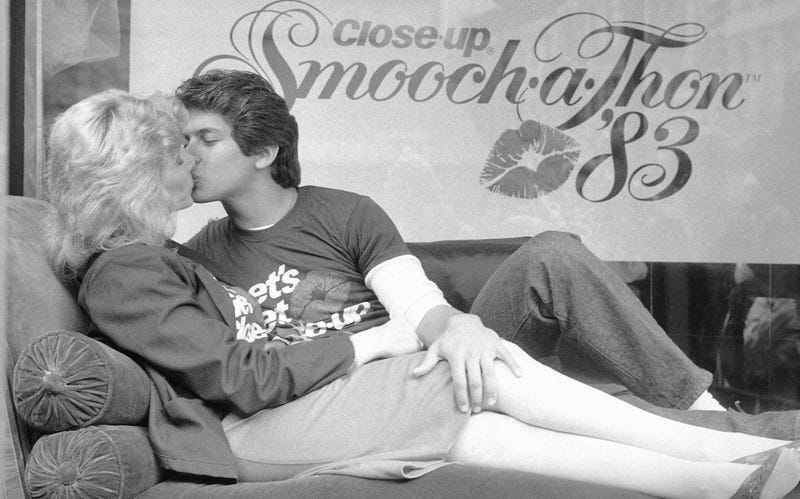 Would You Kiss for Ten Straight Days to Secure a Guinness World Record?