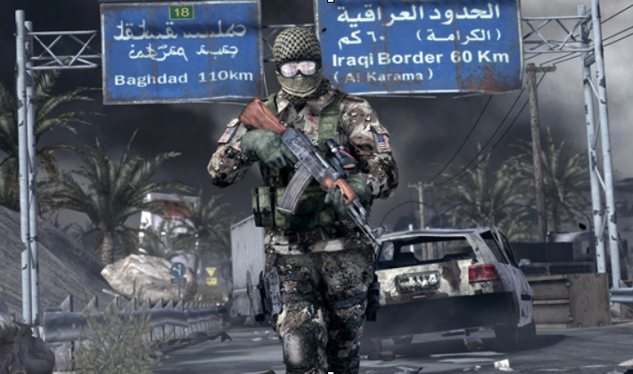 Shooters Need To Get Better At Depicting Arabs