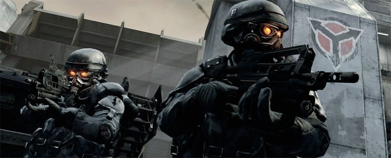 Gameplay from Killzone 2's DLC