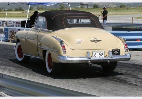 Vintage Drag Racing at Mid-America Motorplex