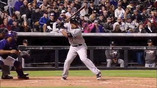 You've Got To Be Superman To Swing Like Jose Abreu