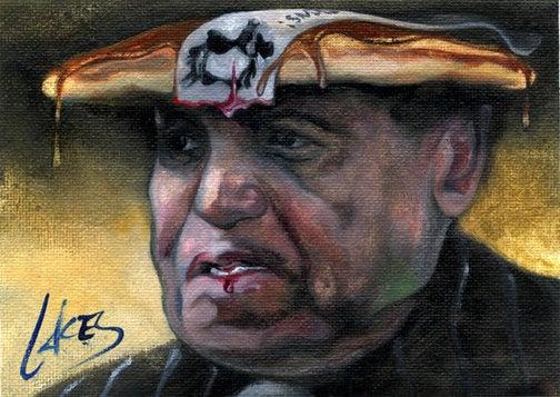 Joe Jackson Pancake Painting a Little Too Intense For Corporate America