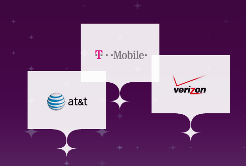 T-Mobile, AT&T, and Verizon Team Up to Turn Phones Into Wallets