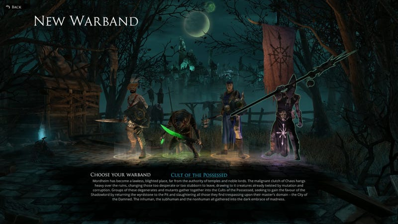 The Latest Warhammer Game Is Turn-Based Tactics Gone Brutal