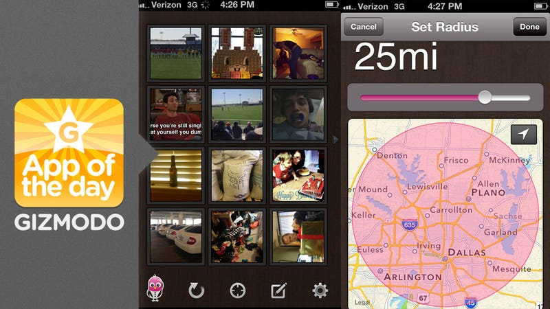 Vizible Is the Location-Based, Picture-Only Twitter Client of Your Dreams