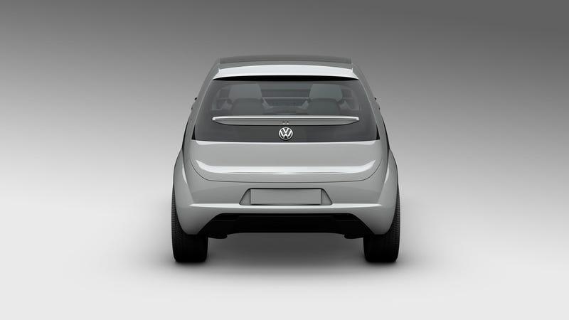 Italdesign Giugiaro Volkswagen Polo Concept: Leaked Photos