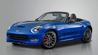 Fiat Miata will be called the 124 Spider