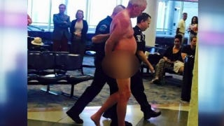 Man Strips Buck Naked At Gate Because His Flight Is Overbooked
