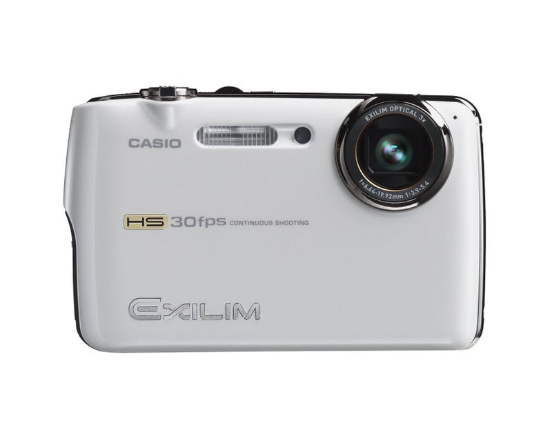 Casio Brings 1,000fps Slow Motion Video to Point and Shoot Cameras