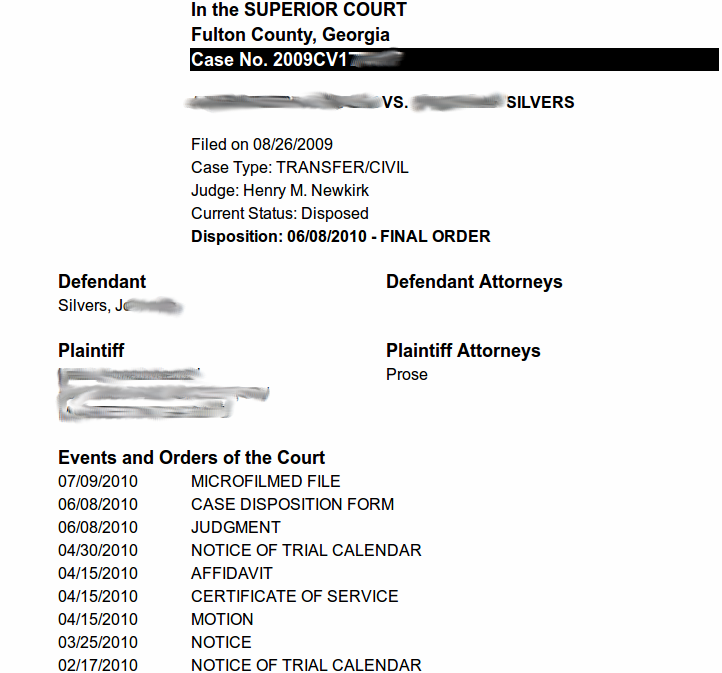 How An Explorer And Craigslist Sent Me To Superior Court.
