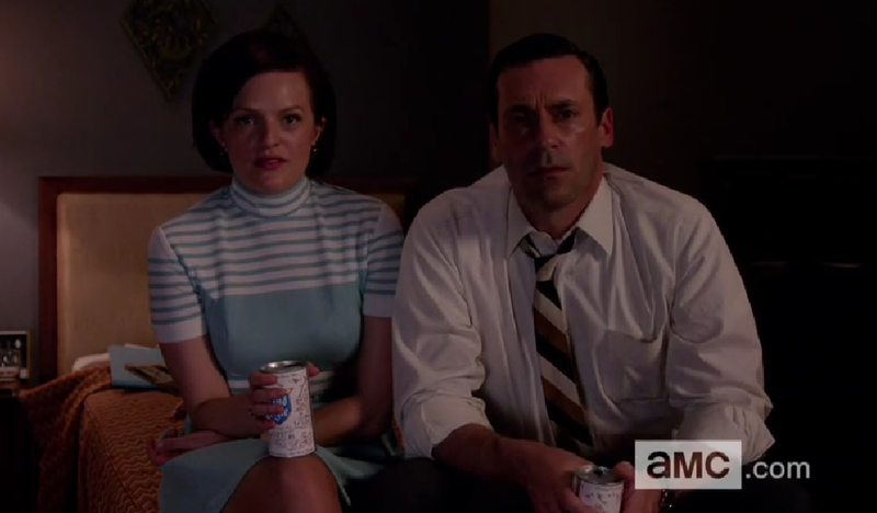​One Giant Leap For Mad Men Kind