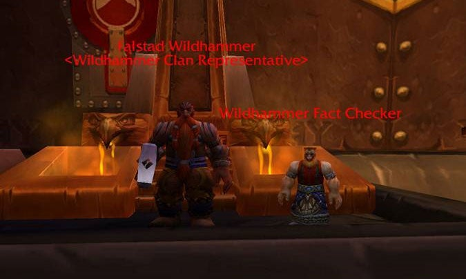 World Of Warcraft's Biggest Fan Immortalised In Game