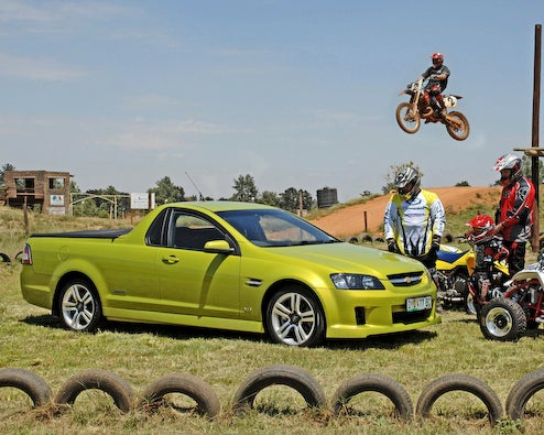GM Launches South African El Camino, Calls It A Chevy Lumina