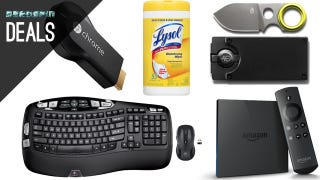 Brains For Your TV, Flash Drives for Your Phone, Kindle Fire [Deals]