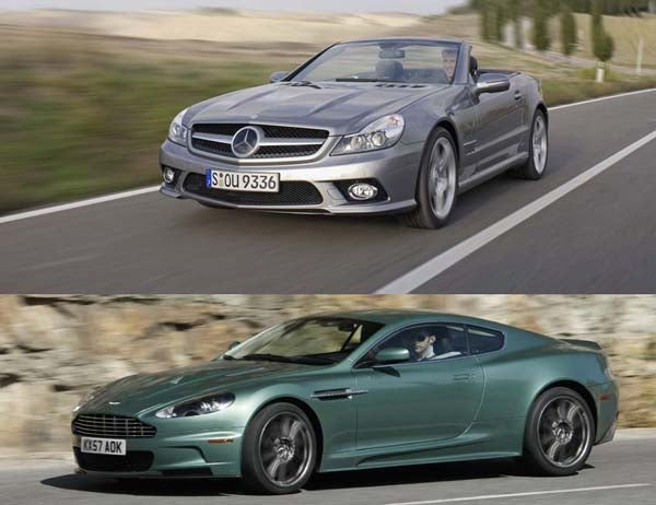 Future Aston Martins Packing Mercedes Power?