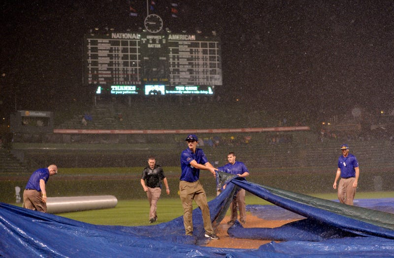 Giants Protest Rain-Shortened Loss, Win First Appeal In MLB Since 1986