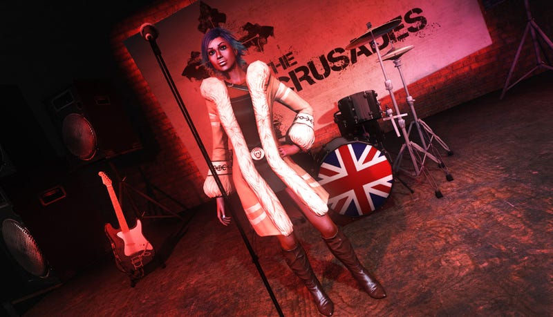 If Only Every Online Game Had The Secret World's Fashion Sense
