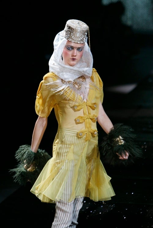 John Galliano: For The Warrior In You