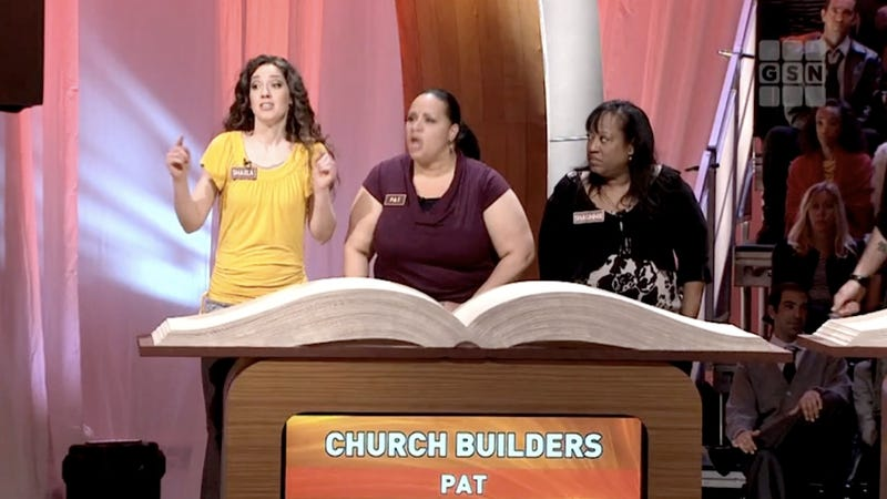 Jeff Foxworthy's New Bible Trivia Show Features Comically Oversized Bibles