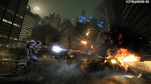 Crysis 2 Goes 3D On 3 Platforms
