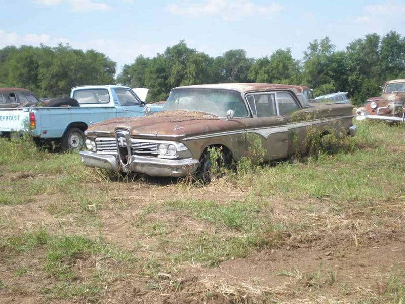 Cars Of The John Armbrust Estate Auction