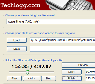 Easily Create MP3s for Your Phone with ToneShop (iPhone Included)
