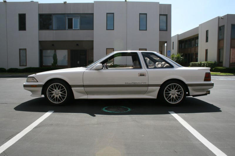 For $20,000, This Toyota Is A Soar Subject