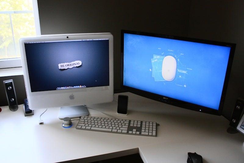 The Mac Lover's Bedroom