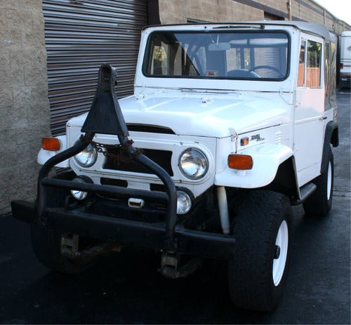 Cruise The Land in a $5,650 FJ40!