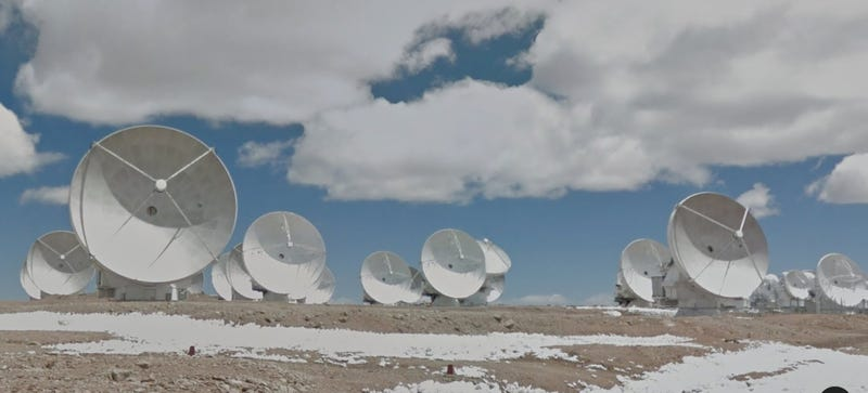 You Can Explore These Remote Astronomical Observatories on Street View
