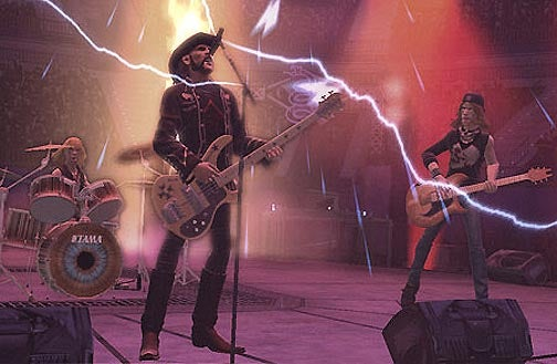 Guitar Hero Metallica Comes With Slice Of Lemmy