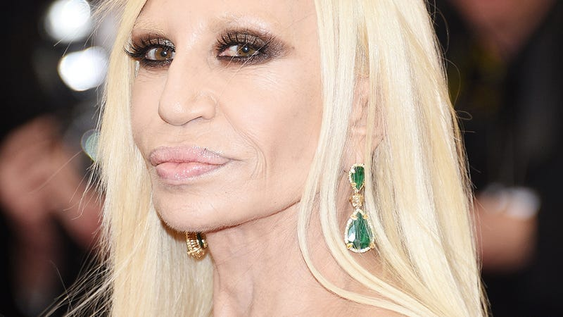 Donatella Versace's Proust Questionnaire Answers Are Incredible