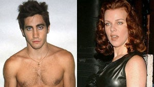 Hollywood PrivacyWatch: Jake Gyllenhaal and Debi Mazar